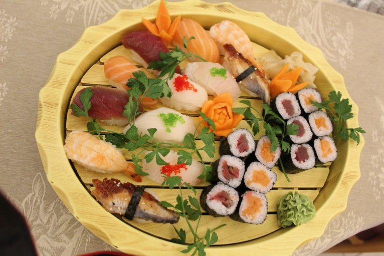 Sushi en Jávea - Restaurante Asiático Semana 8