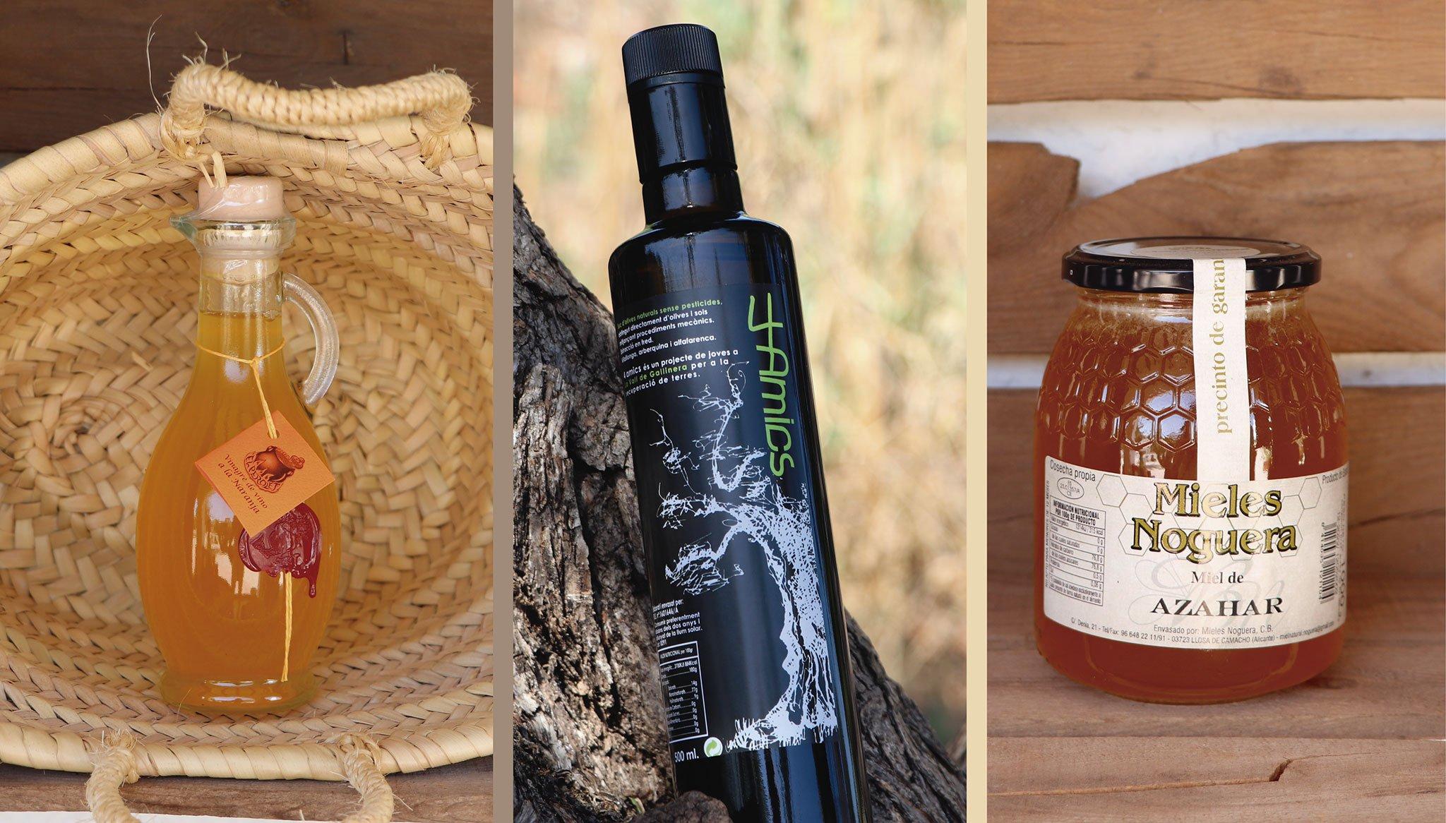 Consigue uno de estos tres productos artesanos en el sorteo de De la Tierra Jávea