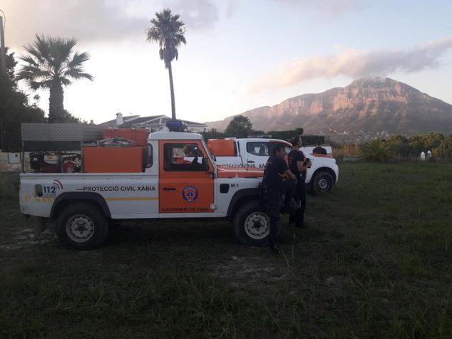 Imagen: Vigilancia Protección Civil