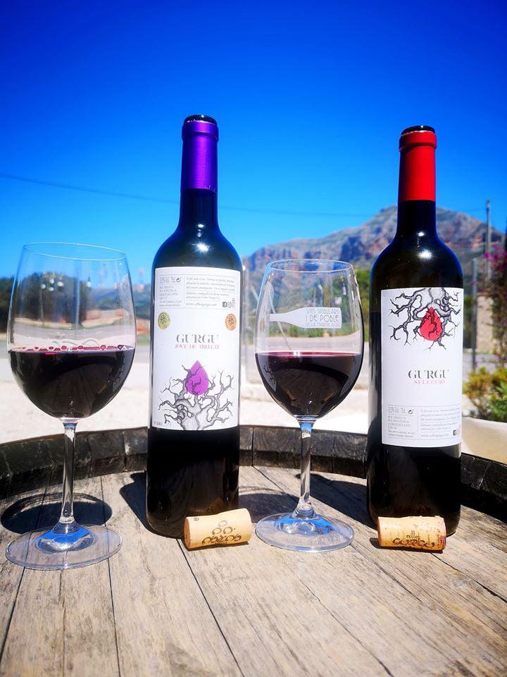 Vinos alicantinos – De La Tierra Jávea