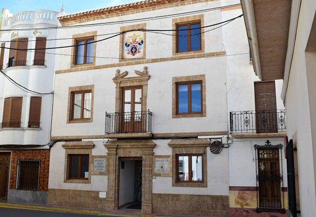 Imagen: Ayuntamiento El Poble Nou de Benitatxell