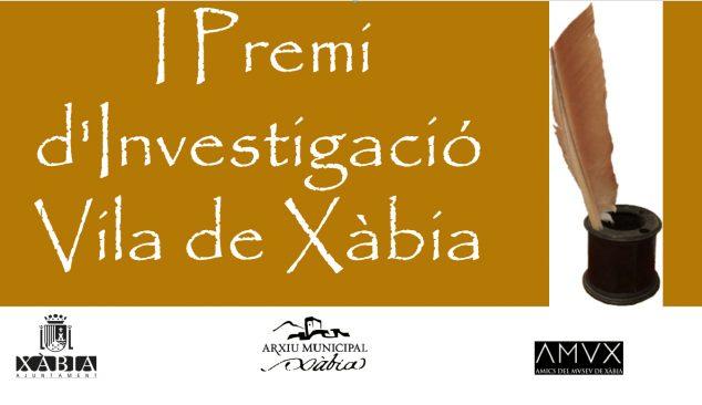 Imagen: Cartel Premio de Investigación