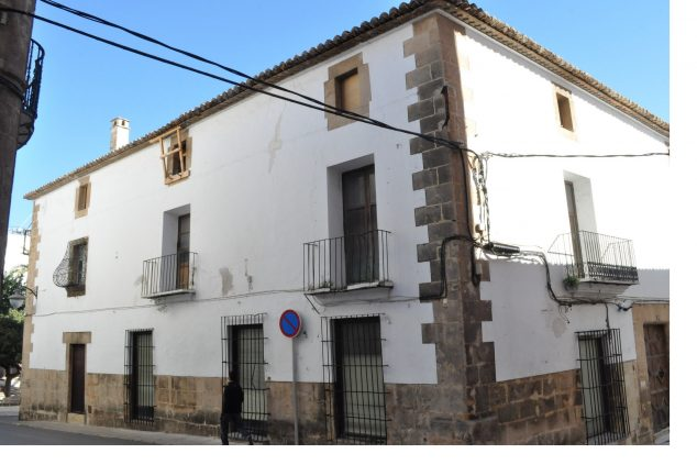 Imagen: Casa Xolbi o Candelaria