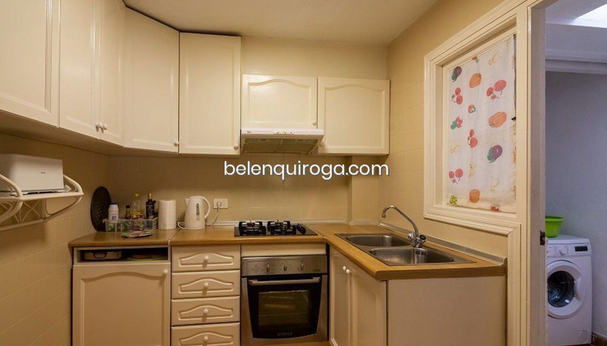 Cocina de un bungalow en venta en Jávea – Inmobiliaria Belen Quiroga