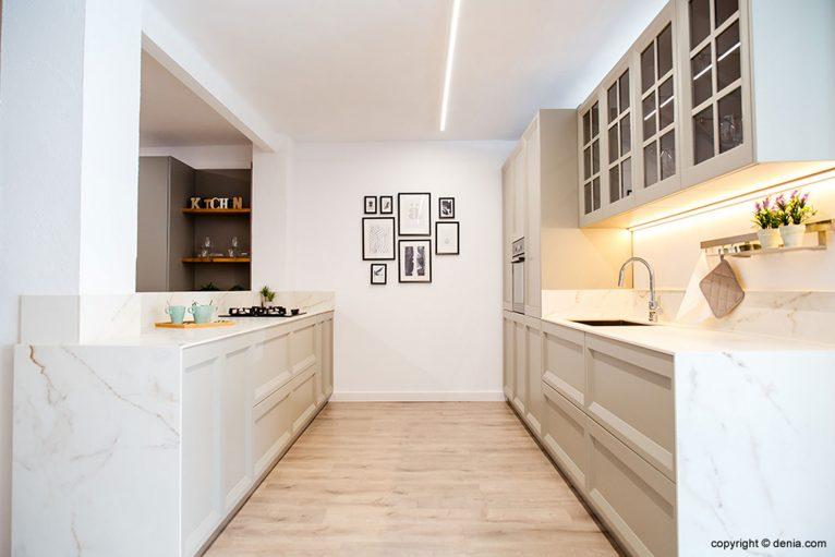 Cocina con detalles decorativos - Cocina Fácil