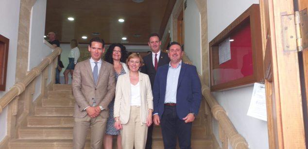 Concejales del Partido Popular de Jávea