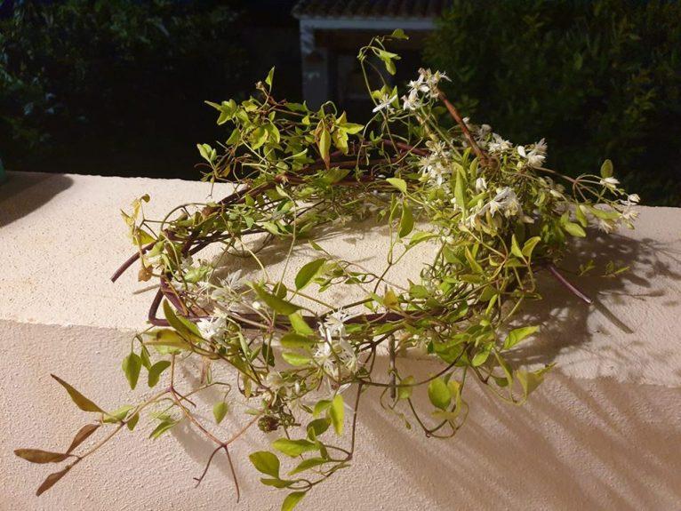 Corona de murta, tradición de la noche de San Juan