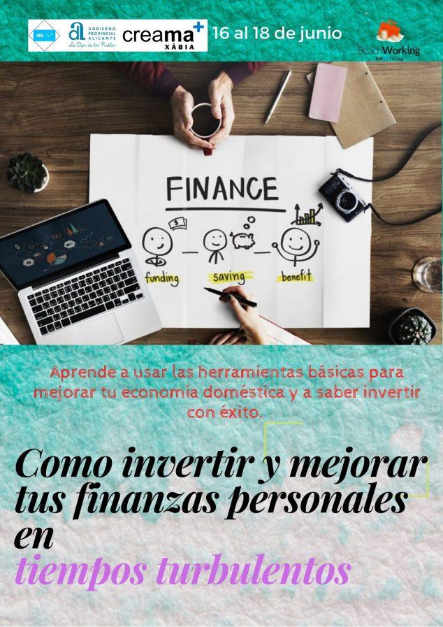Imagen: Curso de finanzas personales