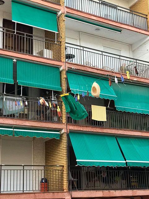 Decoración de la Calle Andrés Lambert