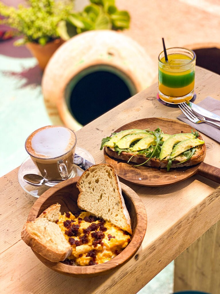 Desayunos en Jávea - La Bandideta