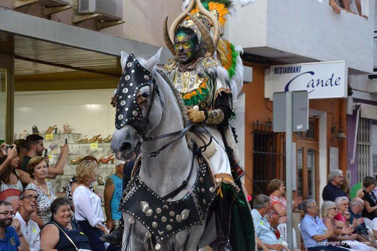 Desfile de Gala Fiestas Moros y Cristianos Xàbia 2019 (124)