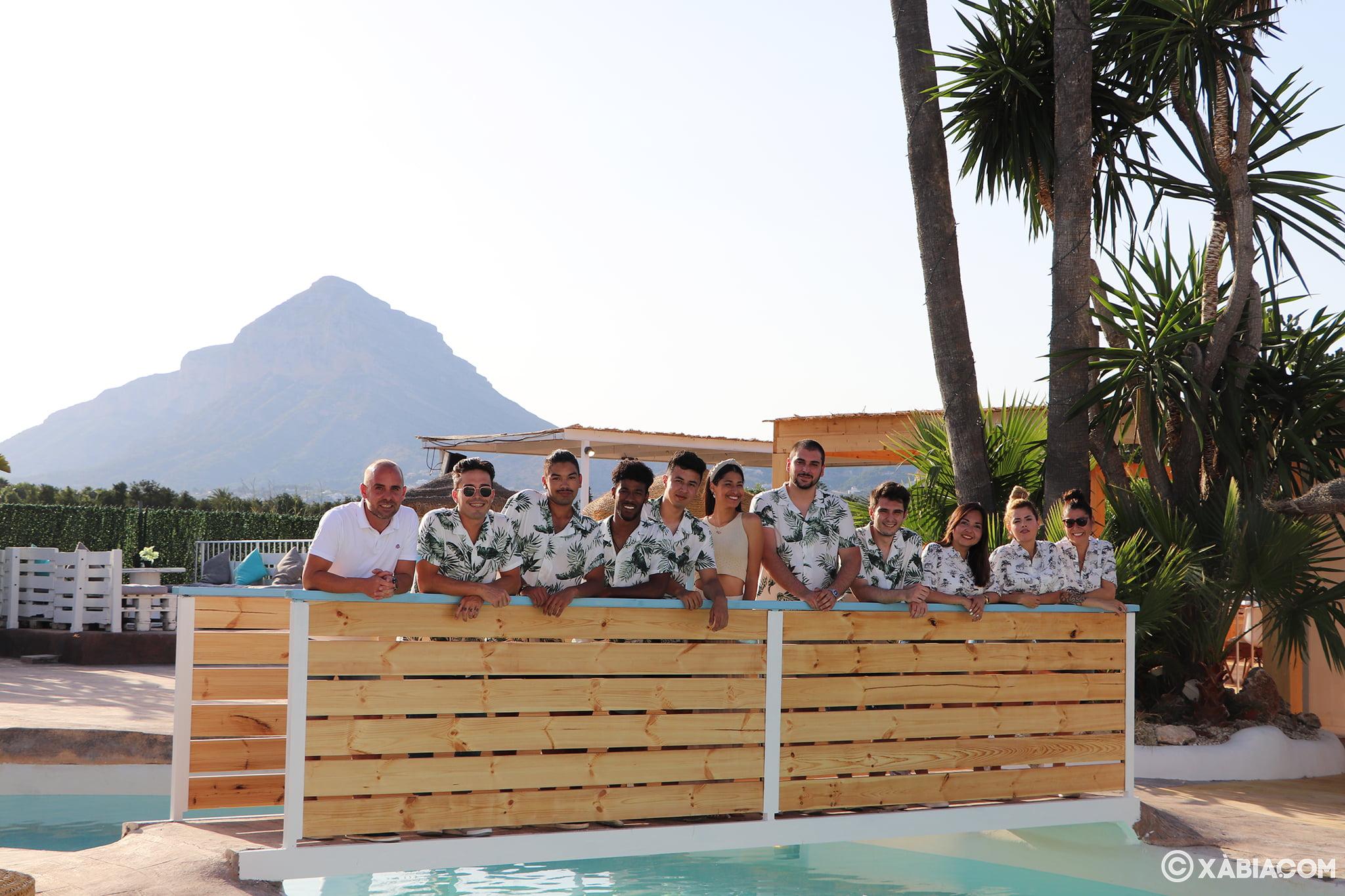 Equipo – Isla Bonita