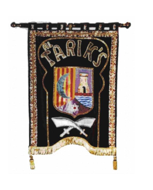 Estandarte Filà Al-Tarik's