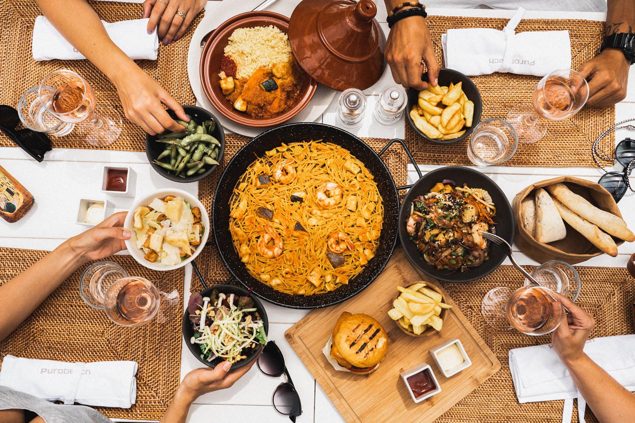 Experiencia gastronómica mediterránea – Purobeach Dénia