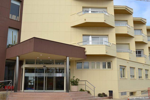 Imagen: Exterior de HLA San Carlos en Dénia