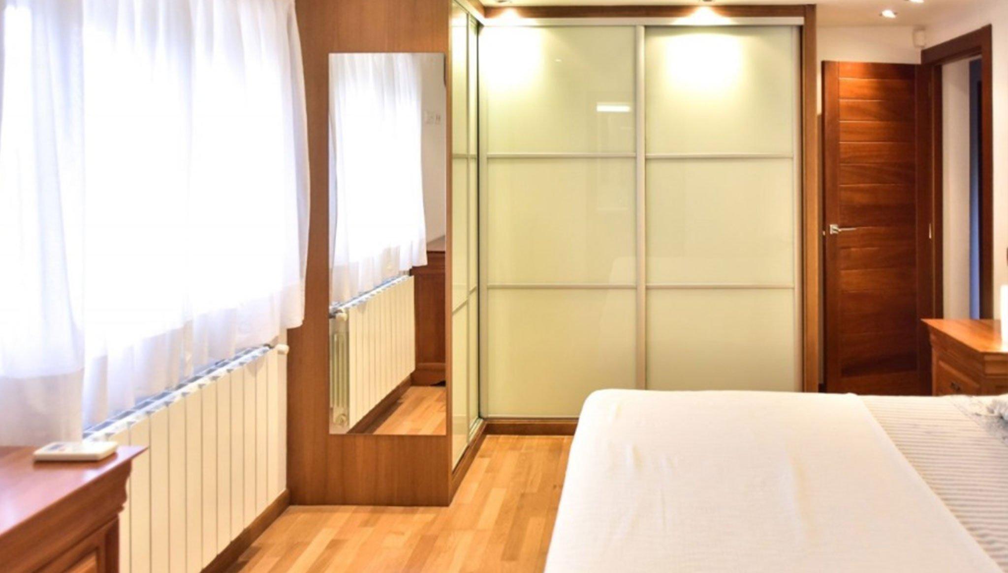 Una de las habitaciones de un chalet en venta en la zona Toscal de Jávea – Terramar Costa Blanca