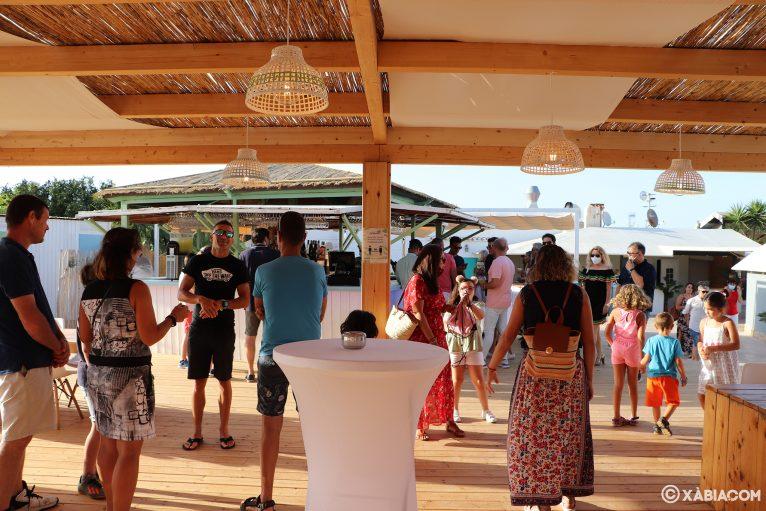 Inauguración - Isla Bonita