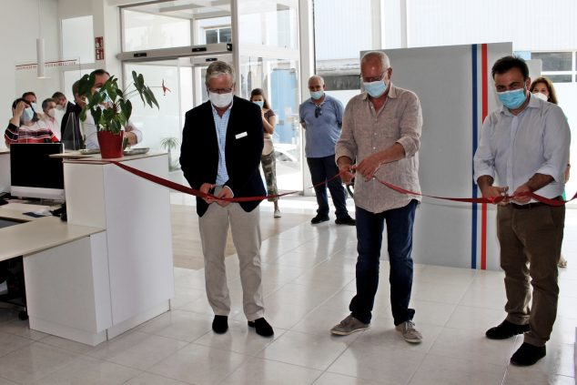 Imagen: Inauguración Policlínica Glorieta
