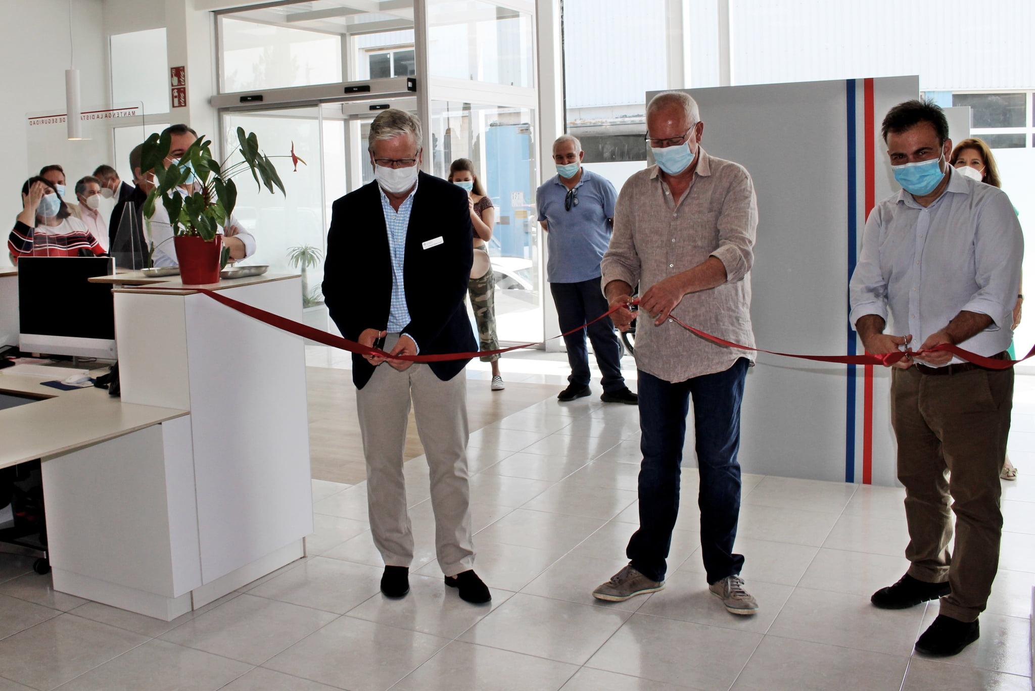 Inauguración Policlínica Glorieta