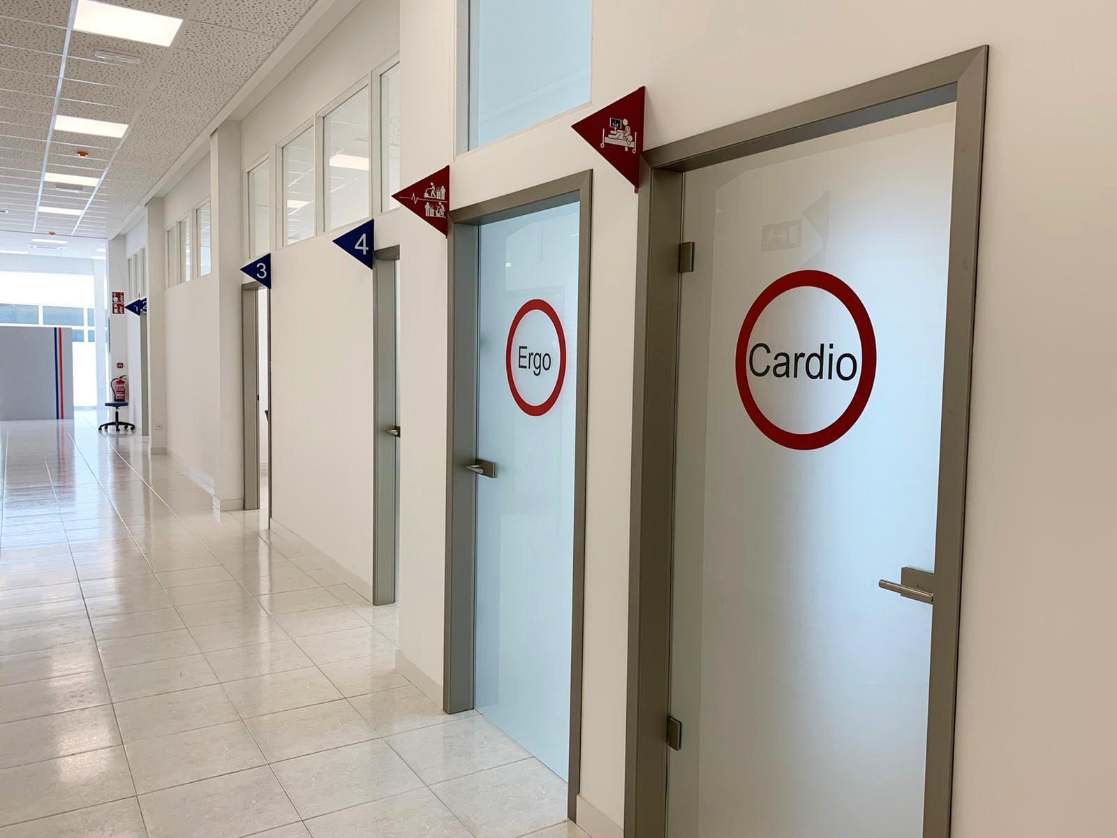 Instalaciones Policlínica Glorieta