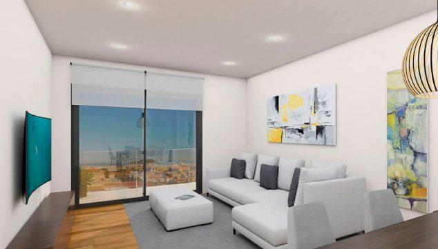 Imagen: Interior de apartamentos en venta - Fine & Country Costa Blanca Norte