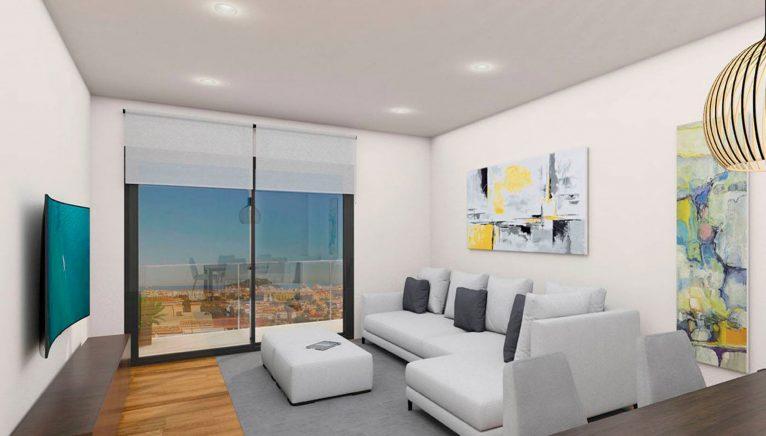 Interior de apartamentos en venta - Fine & Country Costa Blanca Norte