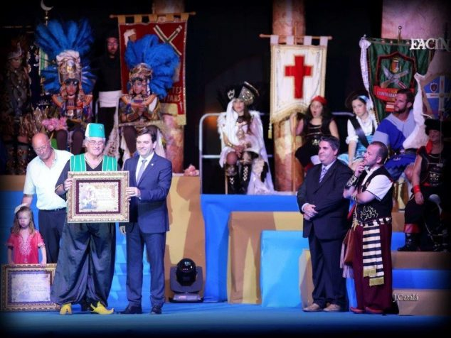 Imagen: José Cardona, Premio sant Jaume