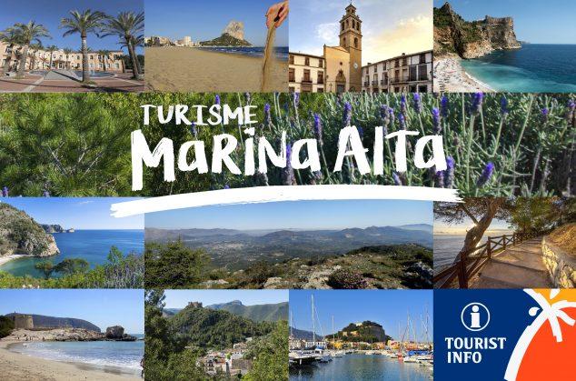 Imagen: Lema reapertura de las Tourist Info