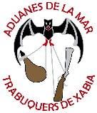Imagen: Logo de la Filà Trabuquers de Xàbia