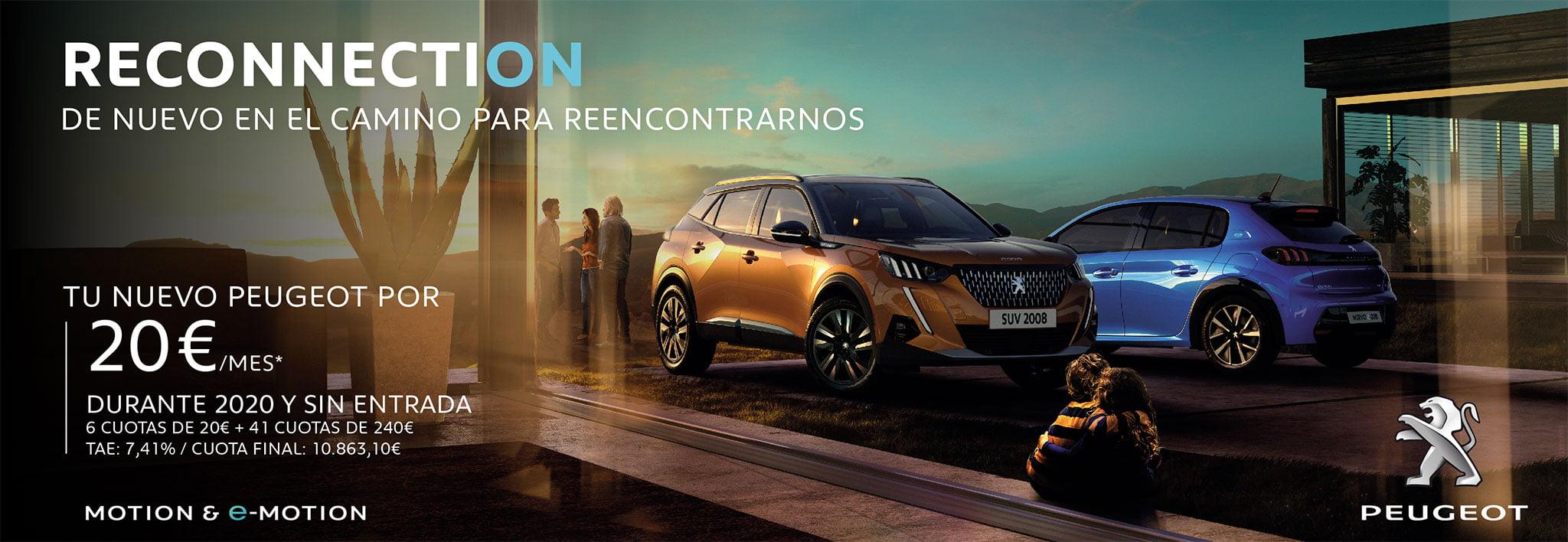Tu nuevo Peugeot con una cuota única – Peumóvil