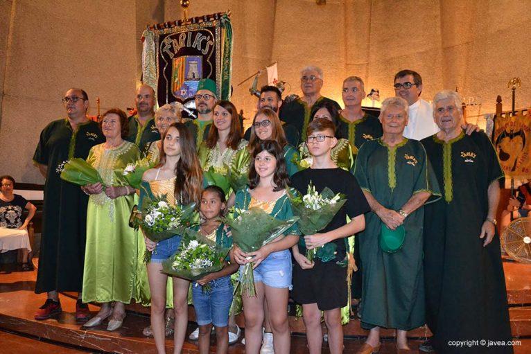 Ofrenda a San Jaime-Fiestas Moros y Cristianos 2019 (71)