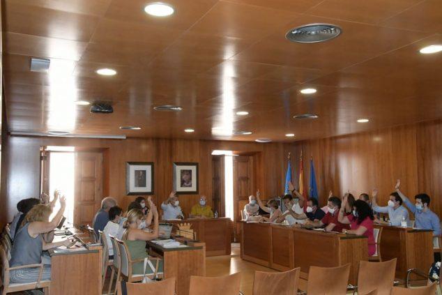 Image: Session plénière ordinaire juin 2020