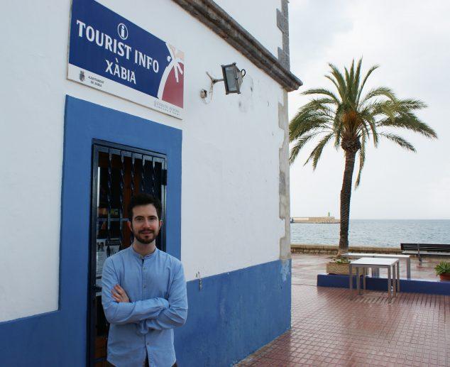 Imagen: Portavoz de Ciudadanos, Enrique Escrivá
