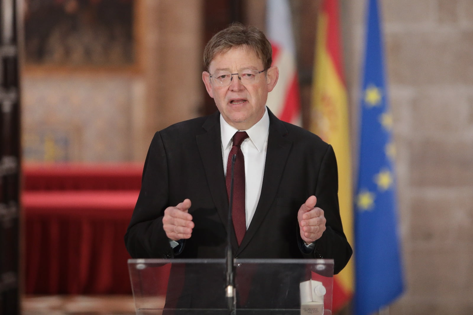 Puig anuncia las nuevas medidas de la Fase 3 en la Comunitat Valenciana