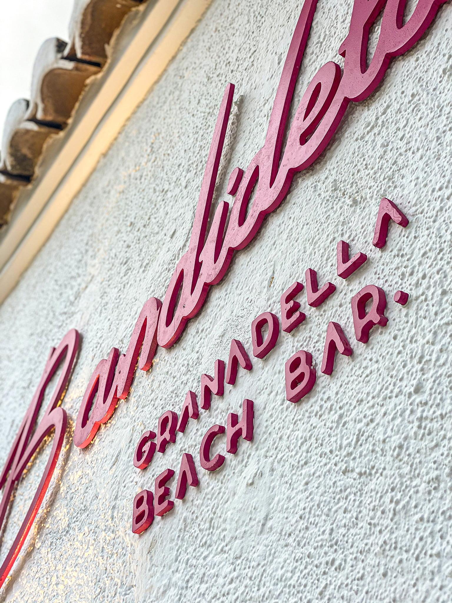 Restaurante en la Granadella – La Bandideta