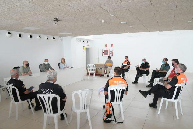 Image: Réunion de coordination de Forest Watch