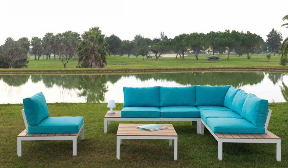 Sofá exterior – Muebles Martínez