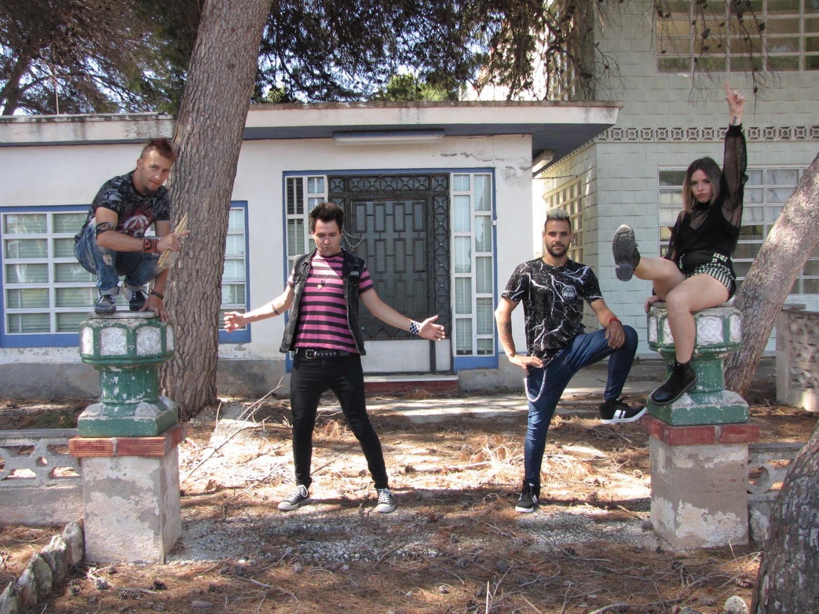 Toxic, grupo musical de la Marina Alta