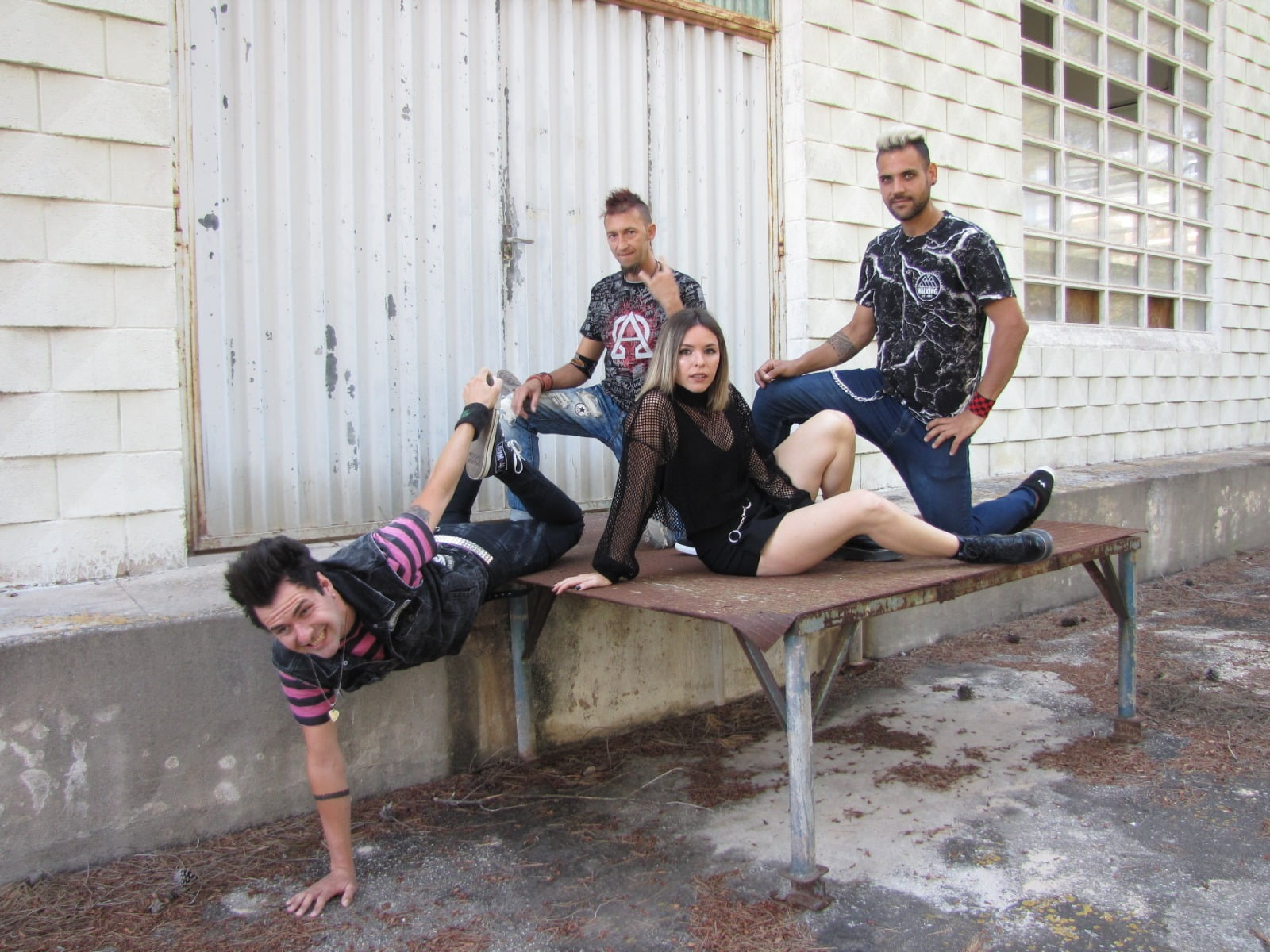 Toxic presenta su segundo álbum