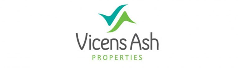 Logotipo de Vicens Ash Properties