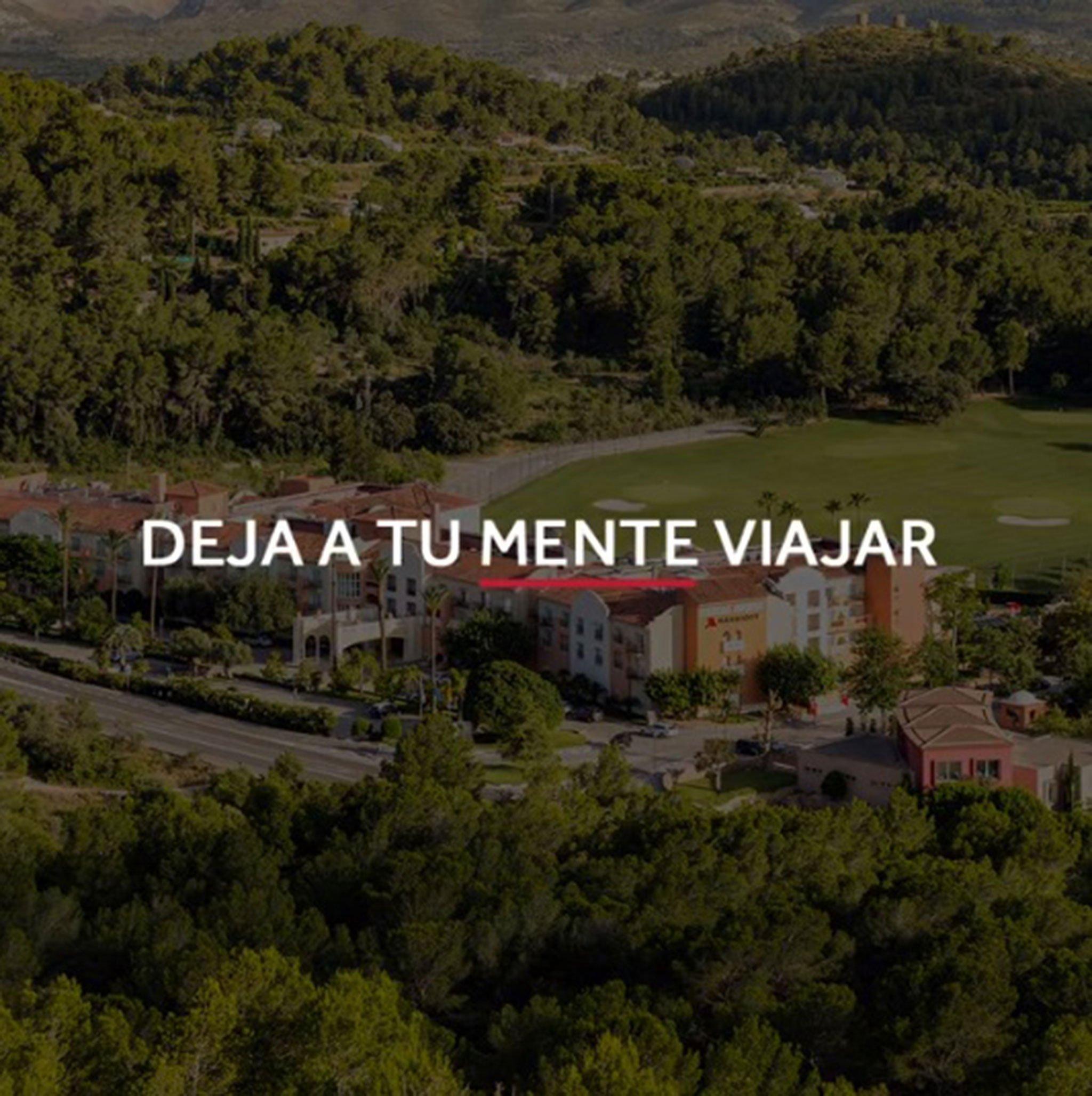 Imagen de las redes sociales de Hotel Dénia Marriott La Sella Golf Resort & Spa