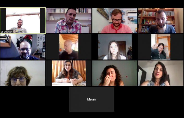 Xarxa Jove Videoconferencia