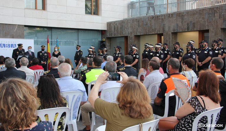 Acto de Jubilación a Cristóbal Buigues tras 44 años al servicio público