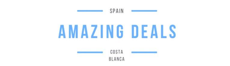 Logotipo de Amazing Deals Costa Blanca