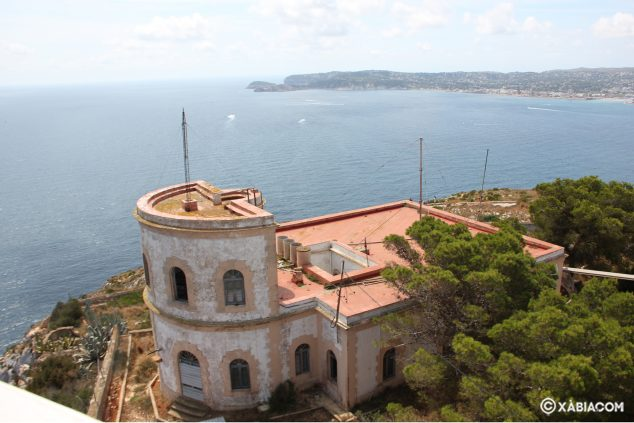 Imagen: Antigua estación telegráfica