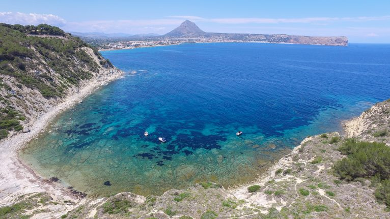 Cala Sardinera de Xàbia