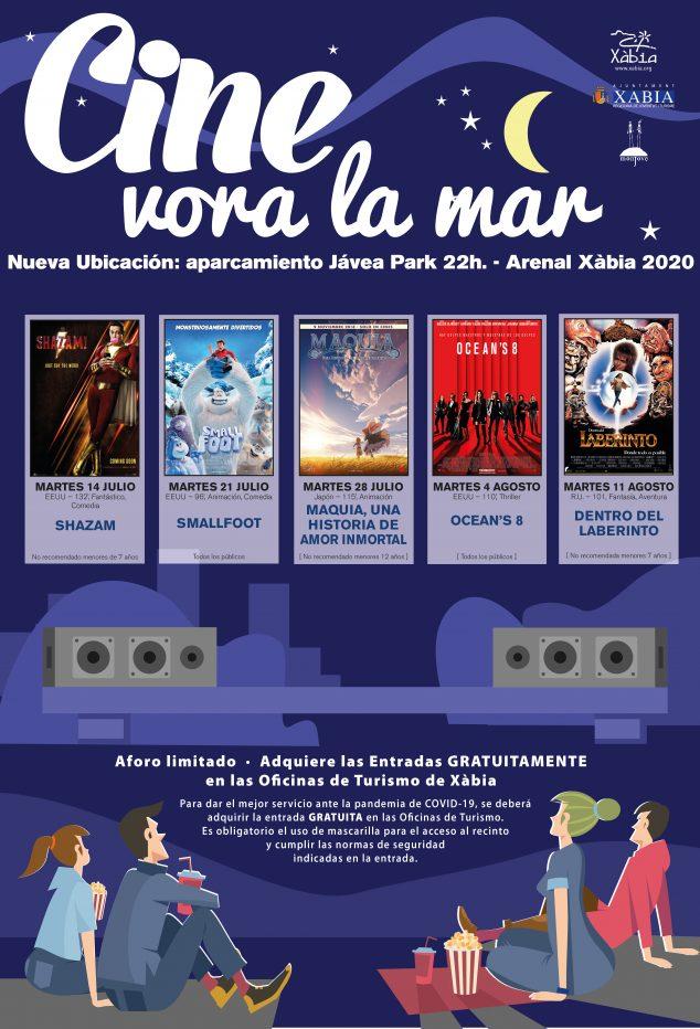 Imagen: Cine Vora La Mar
