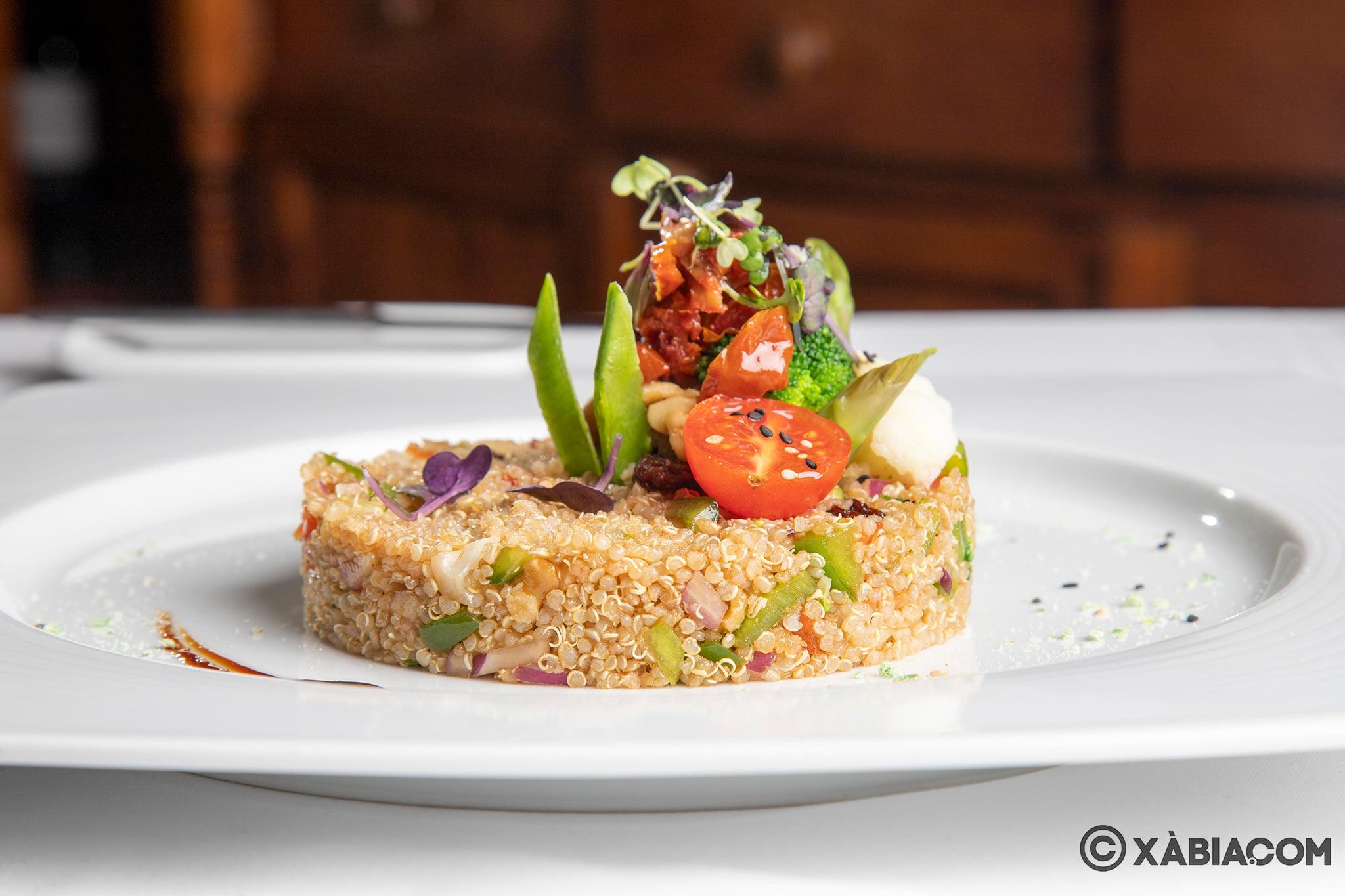 Cocina vegetariana Jávea – Restaurante Canali
