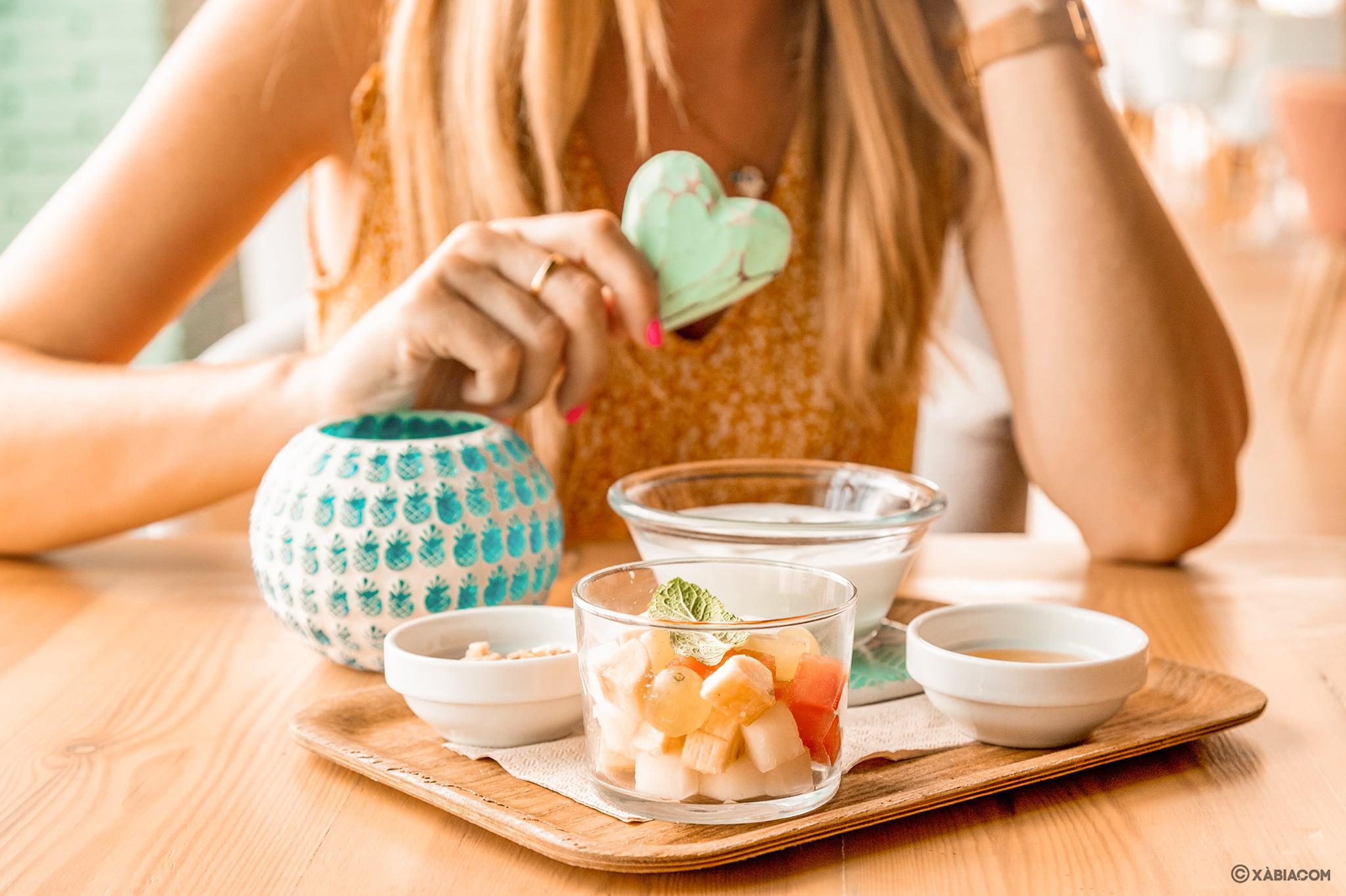 Desayunos ricos en Jávea – Restaurante Ammos