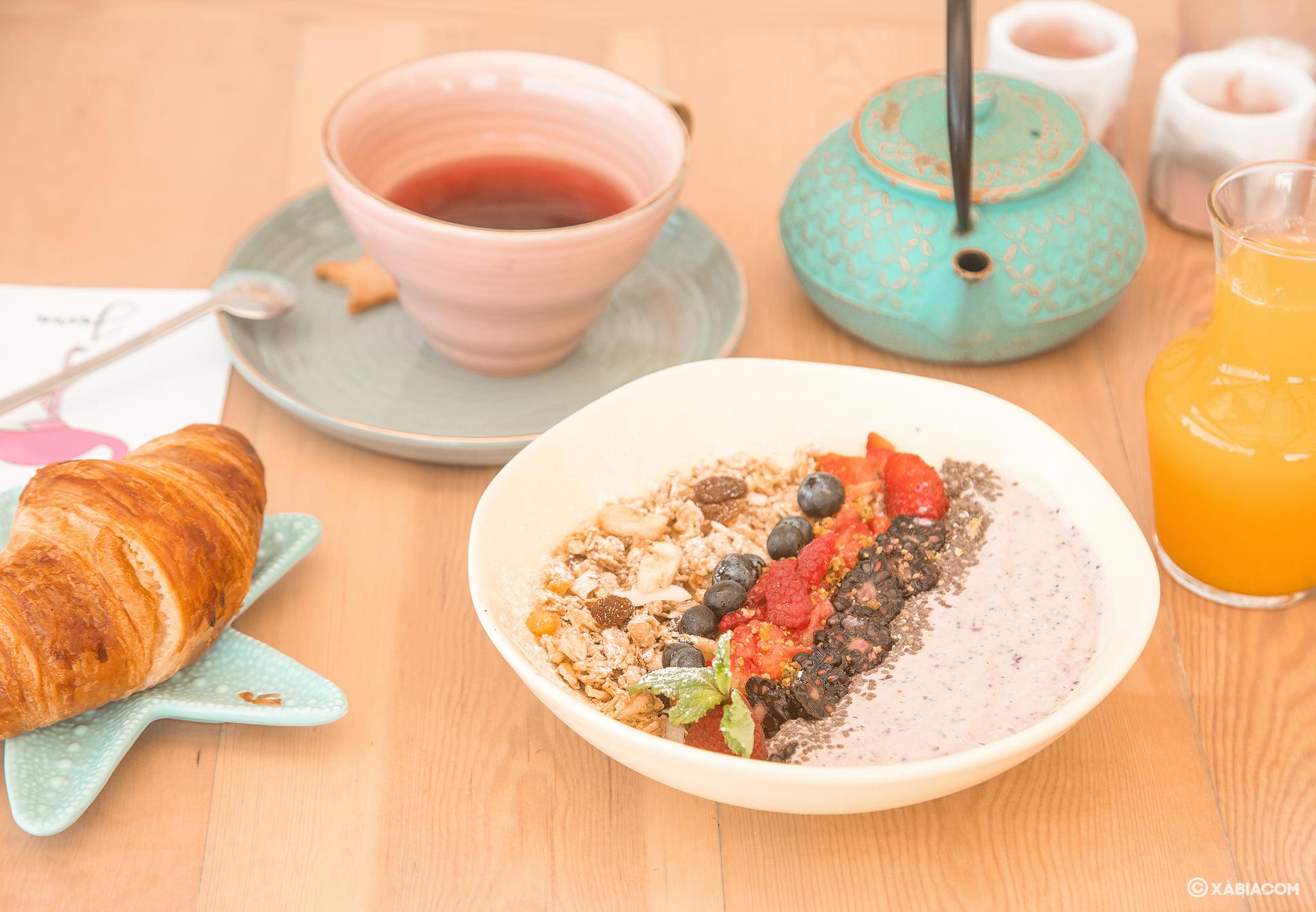 Desayunar en Jávea – Restaurante Ammos